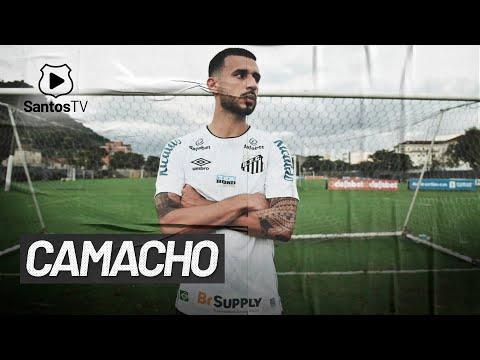 CAMACHO É O NOVO REFORÇO DO SANTOS!