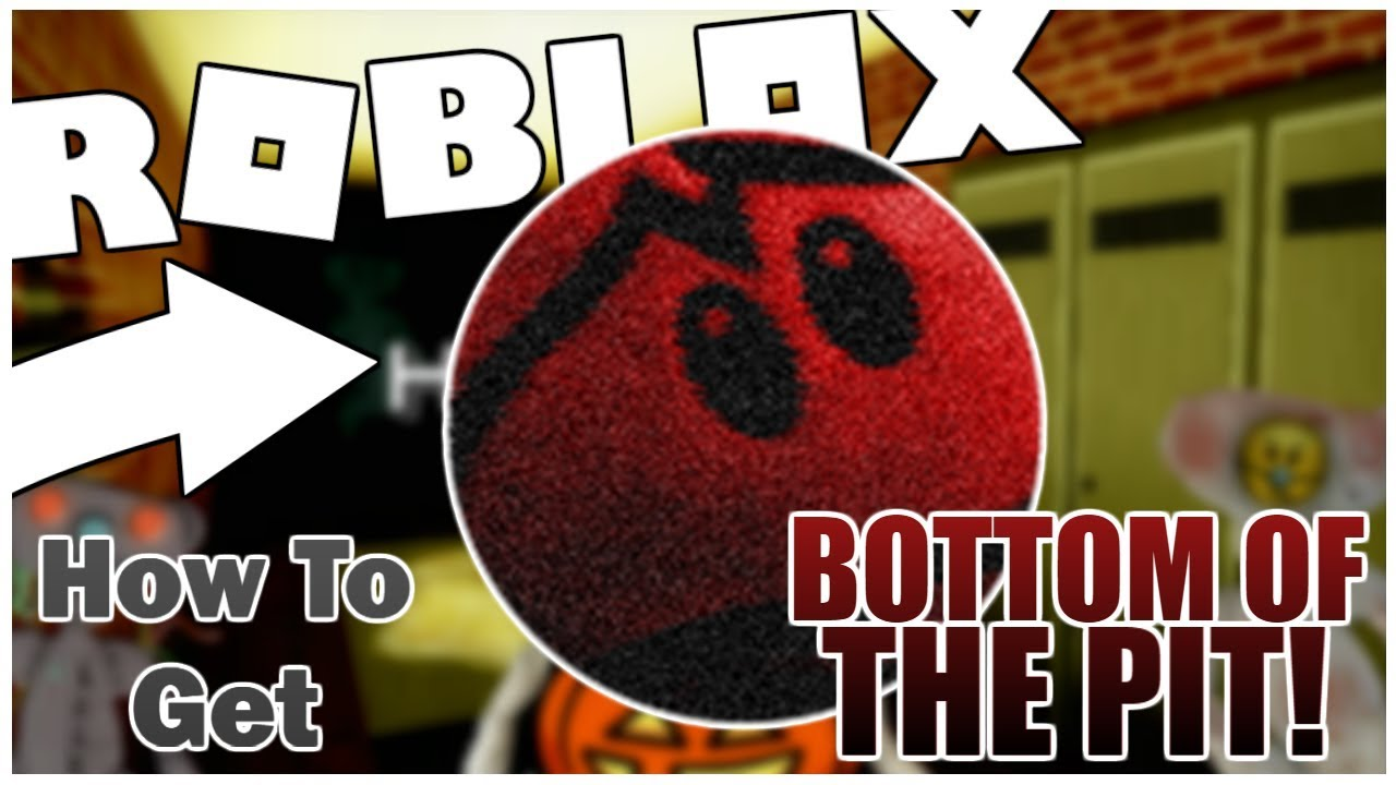 How To Get The Or Bottom Of The Pit Badge In Bear Roblox