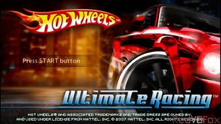 Hot Wheels: Ultimate Racing - Gameplay [PPSSPP]