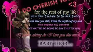 i do cherish you by 98 degrees