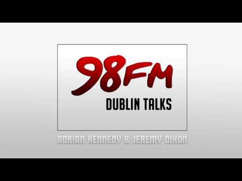 98FM Dublin Talks - Drugs