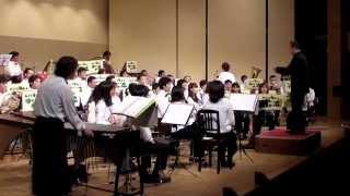 Aladdin (Medley) ~For Wind Orchestra~ 作曲:アラン・メンケン(Alan...
