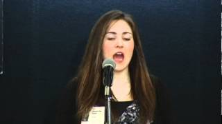 Poetry Out Loud 2012 2nd Place Winner, Samantha Isbell, Lone Oak HS