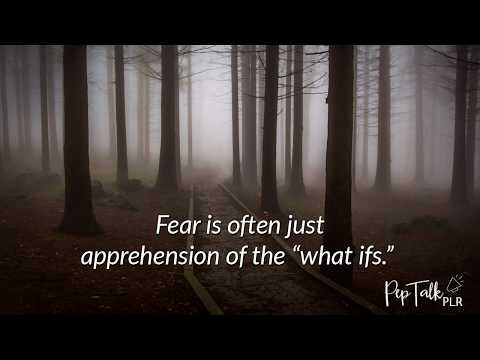 Overcome Your Fears Video Sample