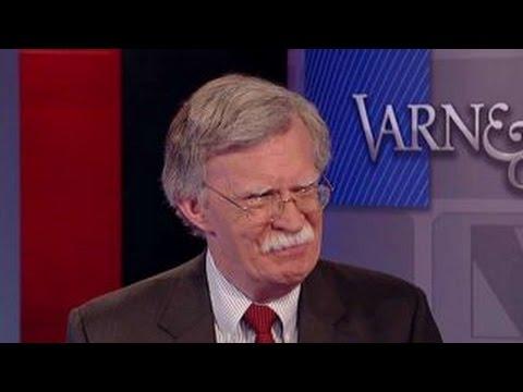 Bolton sounds off on Trump, Taiwan talk critics