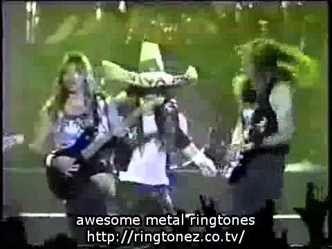 Awesome Iron Maiden   10.Fear Of The Dark  Mexic 1992