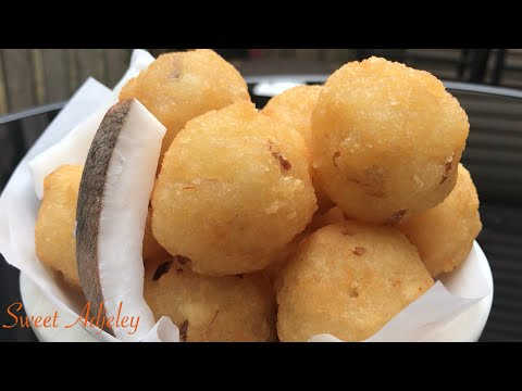 AGBELI KAAKLO RECIPE ONE OF GHANA'S FAMOUS STREET FOOD/SNACK
