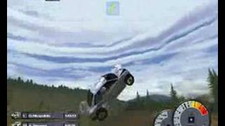 Best crashes of Rally Extreme