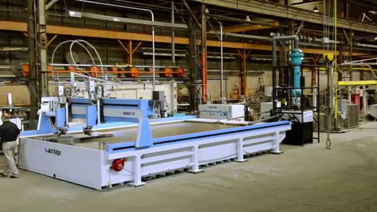 Jet Edge Waterjets for Cutting, Blasting| Jet Edge Waterjet Systems
