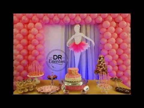 Tematica Bailarina De Ballet Dr Eventos Youtube