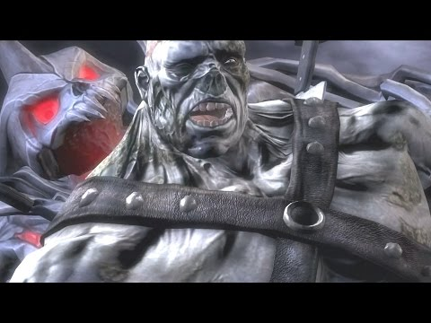 Injustice: Gods Among Us - All Stage/Level Transitions On Solomon Grundy (1080p 60FPS)