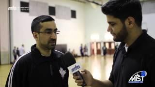 Interview: Azam Khan - Coach Canada