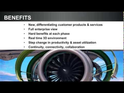 Pratt & Whitney Canada: Powering Transformation with the 3DE