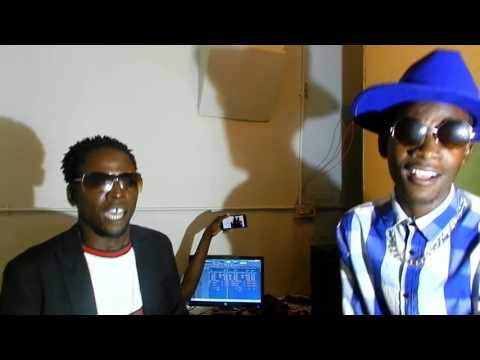 Boom Beto and Jah signal video@mount Zion Recordz Zimbabwe