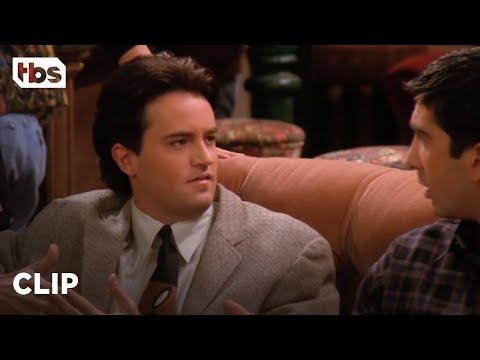 Friends: Chandler Sees Rachel Naked (Season 1 Clip)   TBS