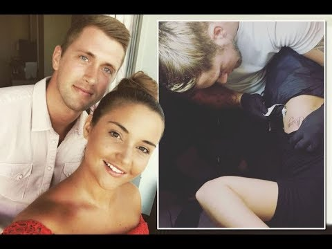 Jacqueline Jossa Puts Ultimate Trust In New Husband Dan Osborne As She Lets Him TATTOO Her