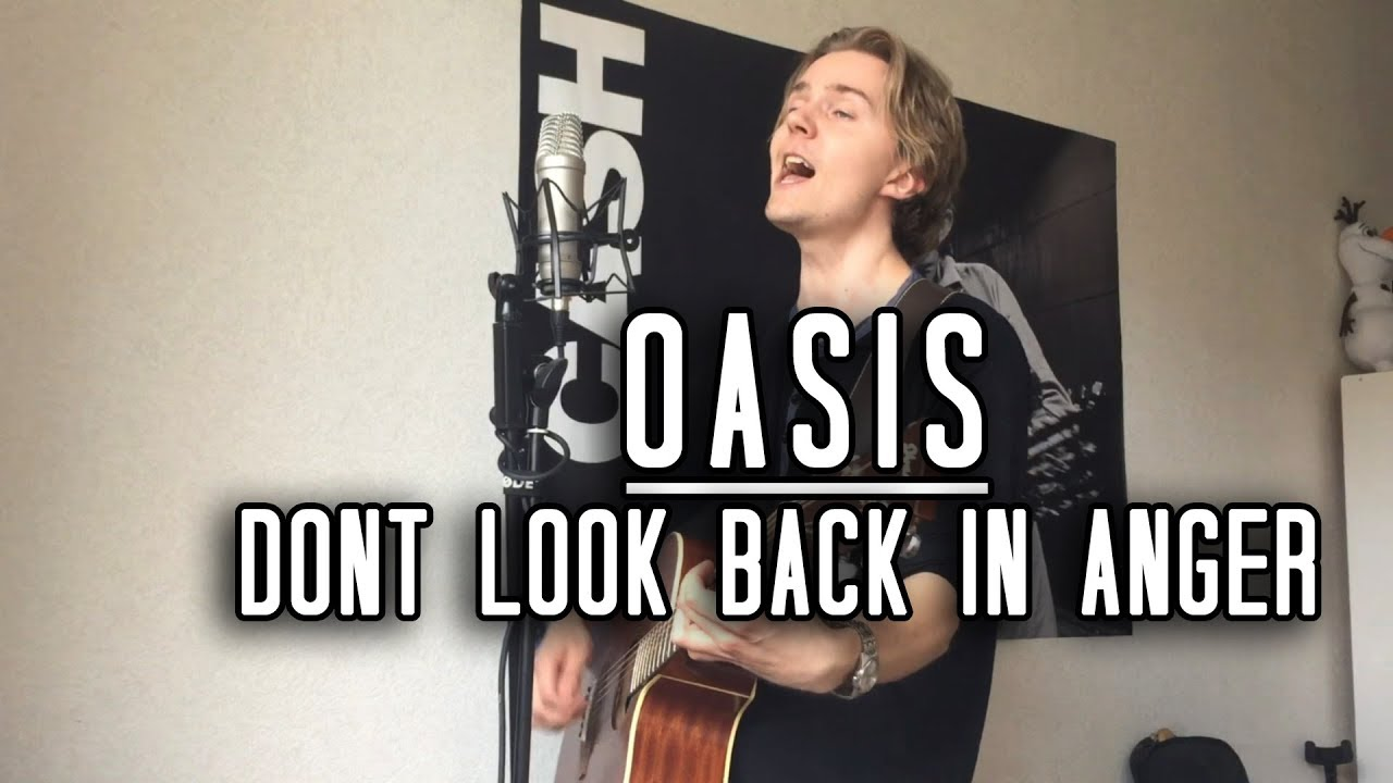 Download Oasis - Don't Look Back In Anger Cover [Meverick]