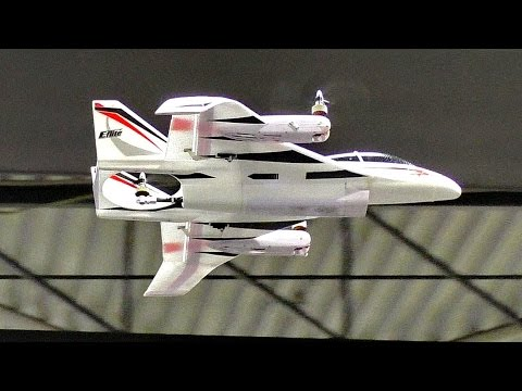 """BRAND NEW RC VTOL AIRCRAFT """"CONVERGENCE"""" AMAZING MODEL AIRPLANE IS PRESENTED"""