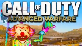 Call of Duty Advanced Warfare - Sideshow Rage!