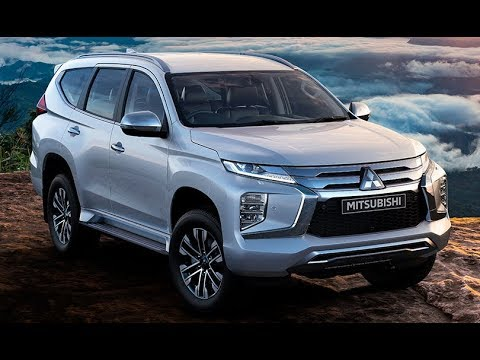 2020 Mitsubishi Pajero Sport Exterior And Interior – First Look !!!
