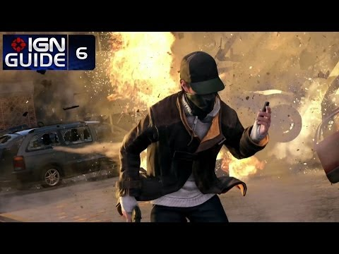 Watch Dogs Walkthrough - Act 1, Mission 06: Thanks for the Tip