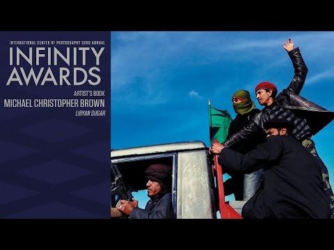 2017 Infinity Award: Artist's Book — Michael Christopher Brown, Libyan Sugar