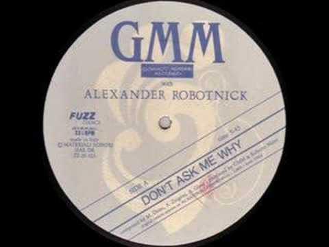 Alexander Robotnick - Computer Sourire