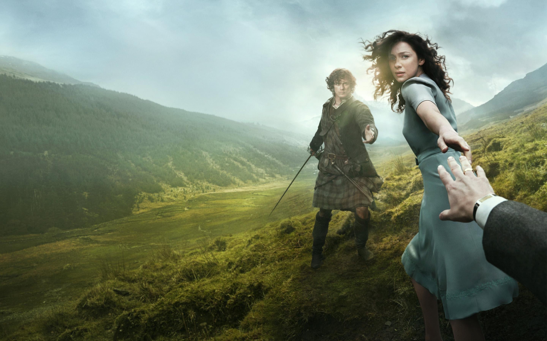 Outlander, trailer ufficiale della nuova serie Starz