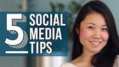5 Social Media Tips w/ Lucky Magazine's Social Media Guru