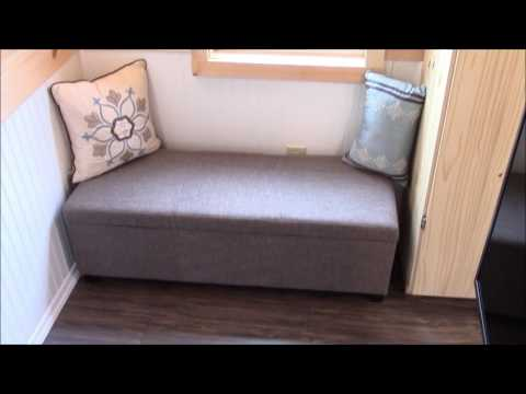 nj tiny house cassie model tour youtube rh youtube com