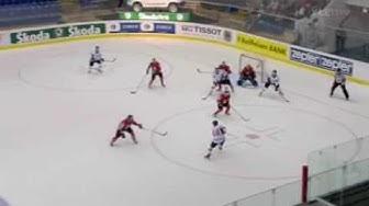 Jääkiekon MM 2009 Itävalta - Unkari ja Saksa - Tanska matsien maalikoosteet