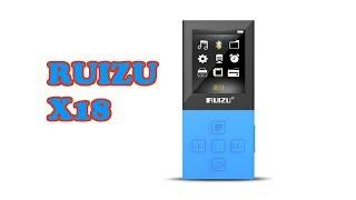 ruizu x18 купил в JD.  ZTD#279