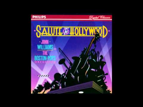The Boston Pops Orchestra - 01 - Hooray For Hollywood