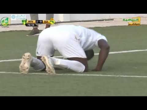 موريتانيا 2:0  غينيا * 🏆 Match amical international  Mauritanie  2: 0 Guinée