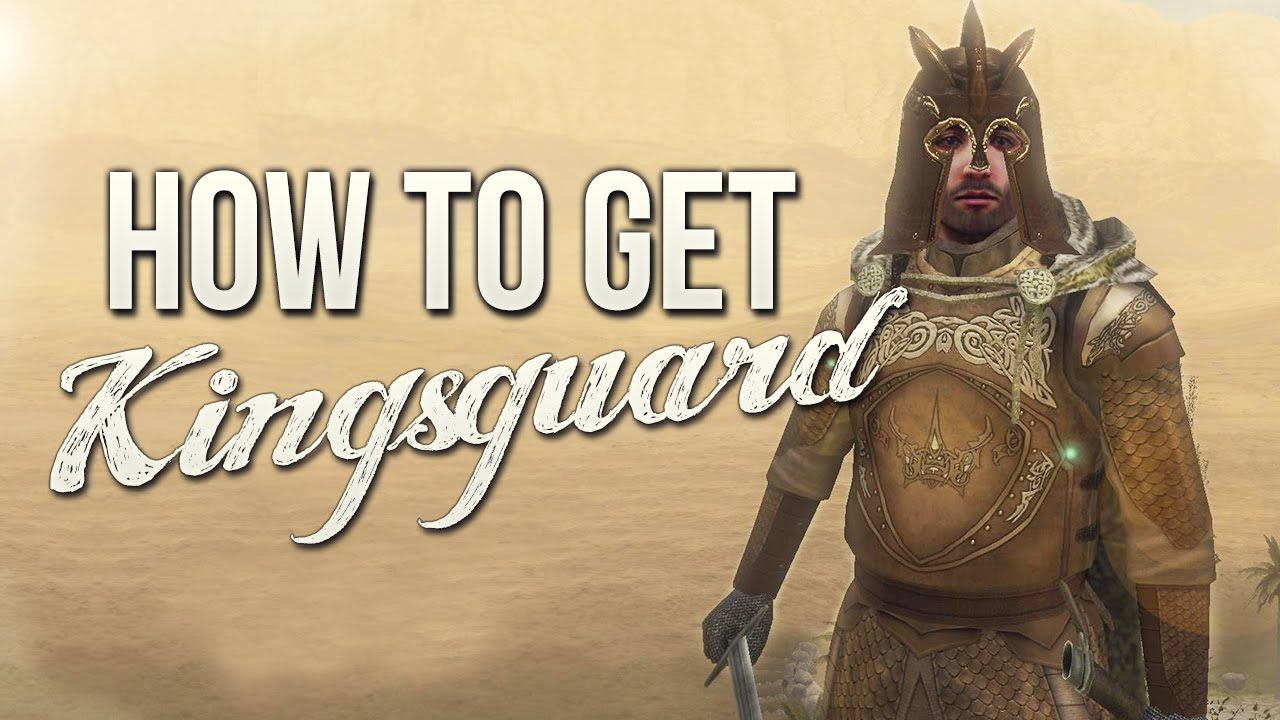 mount and blade fire and sword how to become king