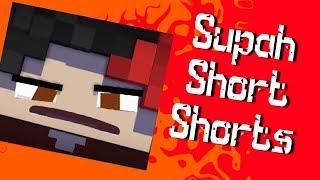 Supah Short Shorts #17 - Rub.