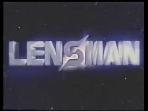 Lensman - Secret of the lens (Greek intro)