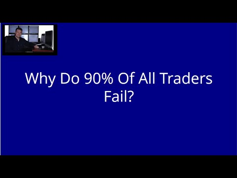 Why 90 of forex traders fail