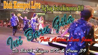INI BARU GILA // Di Balik Layar DK & Crew 39 Big Bang Festival Kemayoran