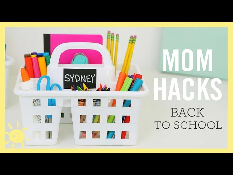 MOM HACKS ℠ | Back to School! (Ep. 12)