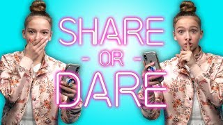 What's in Jayden Bartels' Phone? | Share or Dare