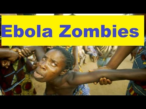 Real Ebola Zombie In Africa Video (+12)