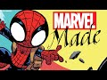 Marvel lança a nova plataforma MARVEL MADE para os fãs