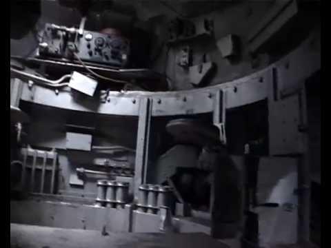 take a look inside a m4 sherman tank youtube