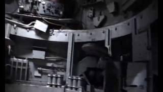 Take a look inside a M4 Sherman Tank