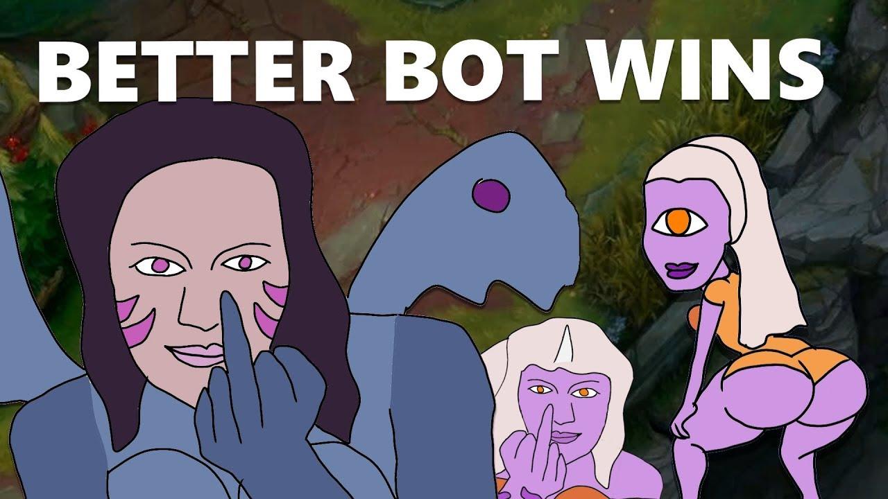 Better Bot Wins