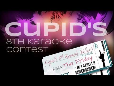 CUPIDS 8TH KARAOKE CONTEST trailer by KMZ