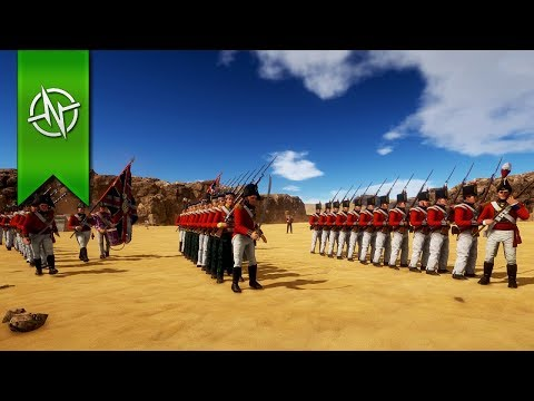 Most Realistic Napoleonic Wars Linebattle! - Holdfast Nations at War Alpha Gameplay!