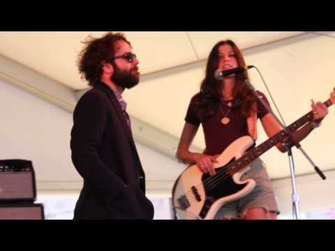 Houndmouth and Taylor Goldsmith - I Shall Be Released - Newport Folk Festival - 7 27-13