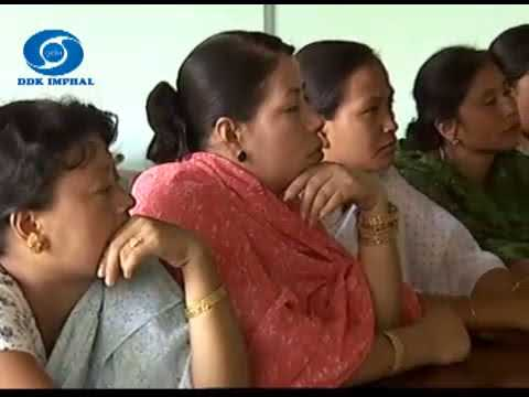 YOUNG WIDOWS OF MANIPUR